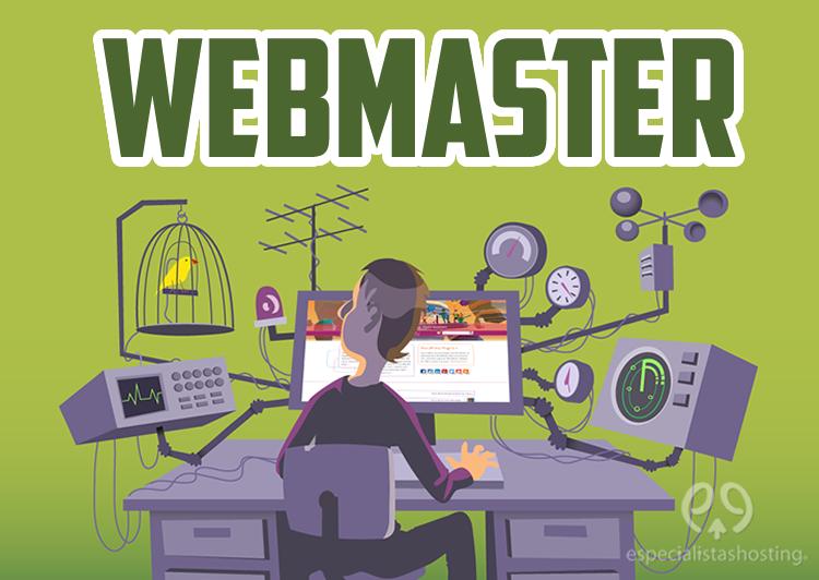 Webmaster (administrador Del Sitio Web)