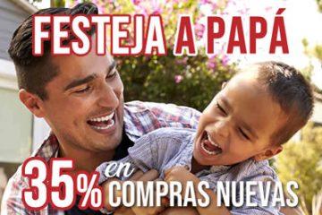 promocion dia del padre 2019