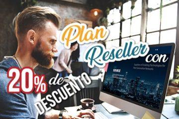 plan reseller hosting para webmasters