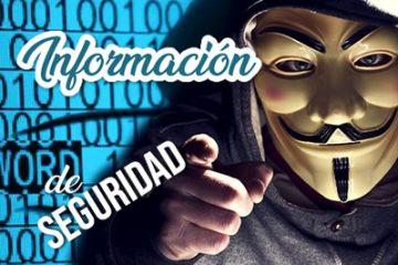 informacion de seguridad online contra hackers