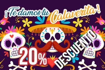 promocion especialistas hosting dia de muertos 2019