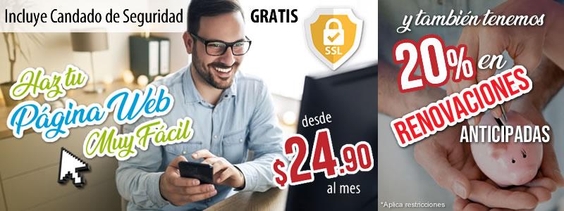 promocion hosting y dominio julio 2020 especialistas hosting