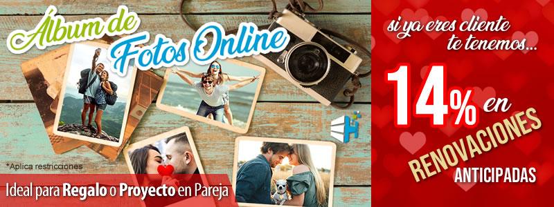 album de fotos online para regalo o proyecto en pareja especialistas hosting