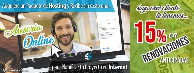 asesoria online sin costo para planificar tu proyecto en internet