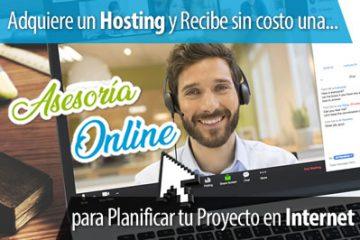 asesoria online sin costo para tu proyecto en internet