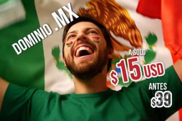 dominio .mx promocion especialistas hosting